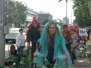 В Альметьевске планируют провести вело-маскарад и поставить уличный спектакль