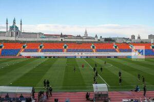 В «Рубине» заявили, что встреча с «Ахматом» пройдет на Центральном стадионе