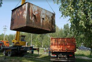 В Зеленодольске стартовала кампания по ликвидации незаконных построек