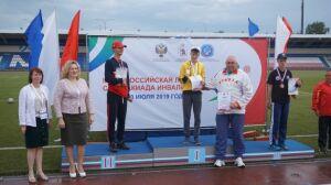 На III Всероссийской спартакиаде инвалидов в Йошкар-Оле татарстанцы завоевали 17 медалей