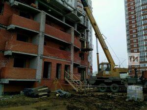 В Набережных Челнах застройщик жилья для обманутых дольщиков приступил к внутренним работам