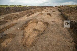 Археолог: Изучение найденных в Аксубаевском районе останков может занять год или полтора