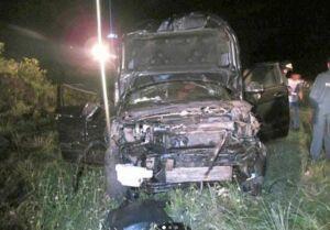 В Башкирии погиб водитель легковушки из Татарстана, которая на перекрестке протаранила внедорожник