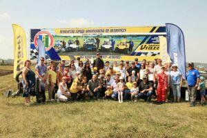 В Нижнекамске для детей от шести лет устроили «взрослые» гонки