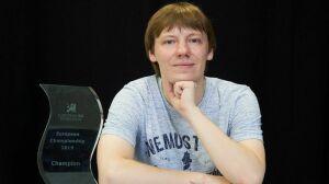 Татарстанец Илья Шикшин в шестой раз стал чемпионом Европы по го