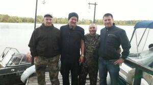 Вилле Хаапасало познакомился с местными рыбаками в Чистополе и Болгаре
