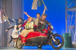 Камаловцы представят спектакль на I Всероссийском фестивале нацтеатров «Федерация» в Грозном
