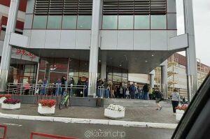 В Казани эвакуировали посетителей и персонал ТЦ «Тандем»