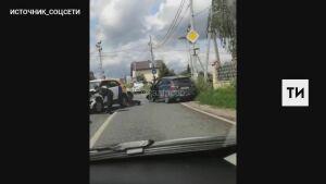 В Казани разбили очередной автомобиль «Яндекс.Драйв»