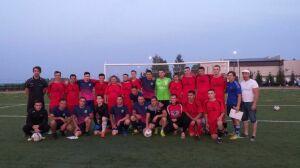 Актанышцы потерпели поражение в футбольном матче с представителями Башкортостана