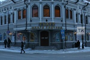 В Казани к октябрю при покупке семейного абонемента в театр вход для детей сделают бесплатным