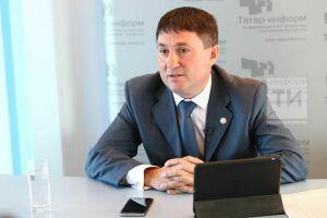 Глава Минлесхоза РТ: «Мы хотим, чтобы в каждой школе Татарстана были свои лесничества»