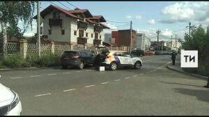 Водитель авто «Яндекс.Драйв», устроивший аварию в Казани, был нетрезв