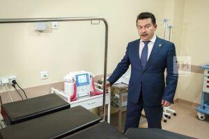 Десять новых амбулаторий построят в этом году в Татарстане