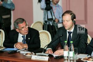 Минпромторг России пригласил Минниханова на встречу с министром промышленности и технологий Турции