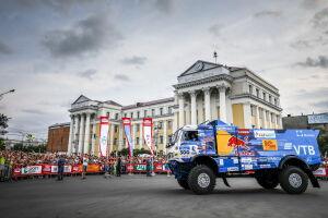 Ралли «Шелковый путь-2019» стартовало в Иркутске