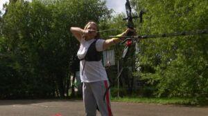 Татарстанка Ирина Жук завоевала «серебро» чемпионата ПФО по стрельбе из лука