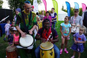 «Парад» профессий иигра набарабанах: вКазани прошел День африканской культуры
