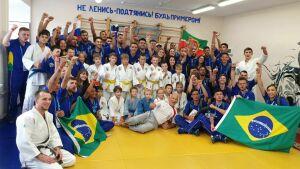 Прибывшая на WorldSkills сборная Бразилии посетила подшефный УФСИН казанский спортивный клуб