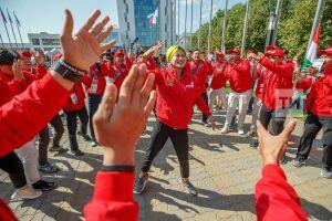 Новый президент WorldSkills – волонтерам: Вы были лучшими волонтерами за всю историю чемпионатов