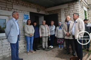 Нурлатцы внесли свои предложения по реализации программы «Наш двор»