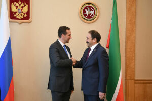 Алексей Песошин: Нужно придать новый импульс развитию взаимоотношений Татарстана и Латвии