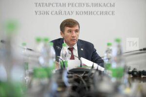 ЦИК РТпризнал выборы вГоссовет Татарстана состоявшимися идействительными