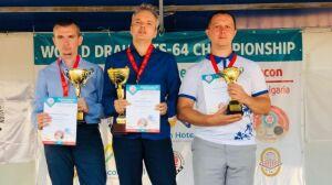 Татарстанец завоевал титул чемпиона мира по русским шашкам