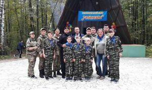 Воспитанники бугульминского приюта стали дипломантами военно-патриотического слета «Робинзон 2019»