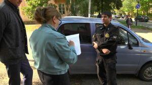 За долги по квартплате у двоих жителей Елабуги приставы арестовали автомобили