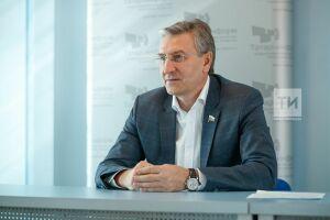 Депутат Госдумы от РТ готовит законопроект оналоговых льготах для производителей электромобилей