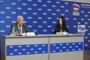 Главу парламента Татарстана нового созыва выберут голосованием на первом заседании Госсовета