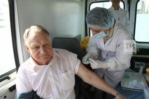 Пункты вакцинации открылись возле станций метро Казани