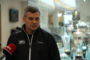 Квартальнов объяснил спад темпа игры «Ак Барса» во второй половине выездных матчей усталостью