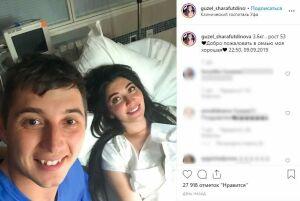Уфимский инстаграм-блогер сняла более 80 видеороликов во время родов