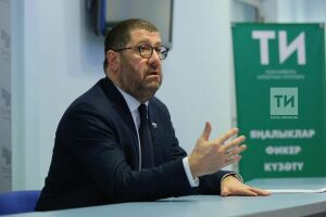 Депутат Госдумы Борис Менделевич выслушает просьбы татарстанцев на общественном приеме вКазани