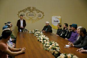 В Казани состоялось первое заседание мужского проекта «I'MAN»