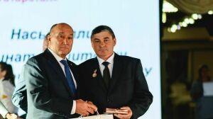 Буинцу присвоено почетное звание «Заслуженный ветеринарный врач РТ»