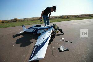 Авиамодель чемпиона России потерпела крушение вовремя показательного выступления напервенстве ПФО