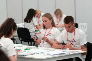 Волонтерский штаб испециальное приложение: вКазани стартовала обработка анкет «Наш двор»