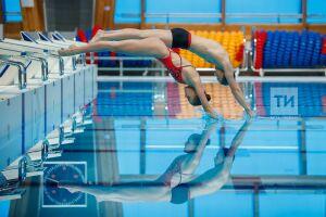 Мастер-класс по синхронному плаванию Покровской собрал для Фонда Анжелы Вавиловой 100 тыс. рублей