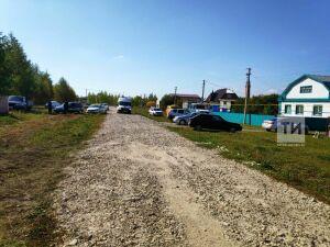 Пожарные в Татарстане спасли от взрыва гараж, вытащив из него газовые баллоны