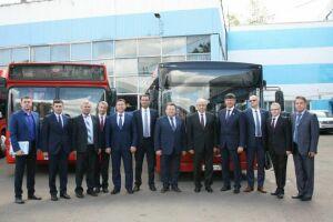 Казань первой вРоссии протестирует новый белорусский автобус «МАЗ-303»