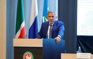 Минниханов посетит нефтегазохимический форум и встретится с послом Беларуси