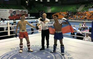 Татарстанский кикбоксер стал чемпионом Европы, одержав четыре победы на ринге в Дьере