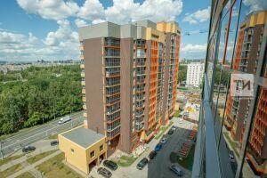 В Татарстане введено в эксплуатацию более 1,7 млн квадратных метров жилья