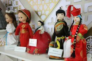 Выставка кукол национального костюма Heritage откроется в Доме Дружбы народов РТ