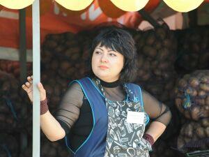 На ярмарках в Нижнекамске продали 75 тонн овощей, мяса и меда