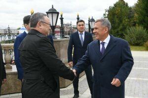 Казахстану интересен опыт Татарстана для разработки месторождений в Актюбинской области