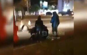 В Казани автобус решил объехать пробку и сбил на «зебре» женщину